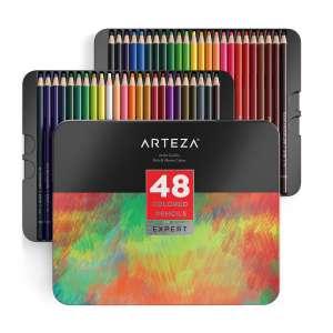6. ARTEZA Colored Professional Sets Colored Pencils