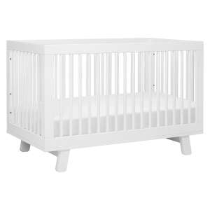 Babyletto Hudson Convertible Crib, White