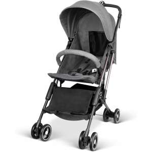 Besrey Airplane One-Step Baby Foldable Stroller