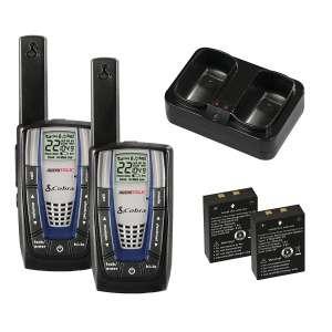 Cobra Electronics CBRCXR825 microTalk Walkie-Talkie