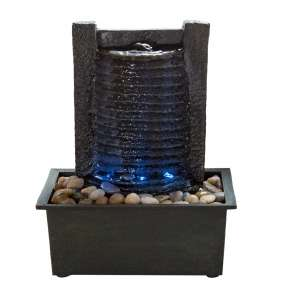 Indoor Water Fountain With LED Lights