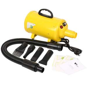 amzdeal Dog Dryers with Adjustable Speed