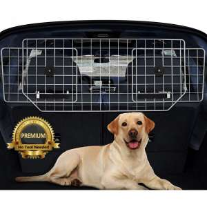 Sailnovo Pet Barriers for Cargo Area - Universal Fit