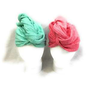 7. Turbie Twist Cotton Hair Towel