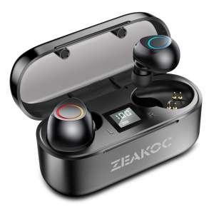 7. ZEAKOC True Wireless Earbuds