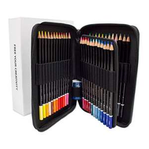 8. Colorlt Premium Colored Pencil Drawings