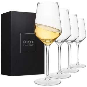 Elixir Glassware Crystal Wine Glasses