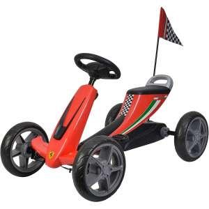 Ferrari Kids' Pedal Go Karts