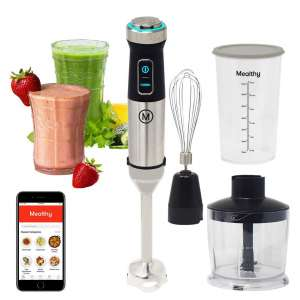 8. Mealthy 500 Watt Immersion Hand Blender