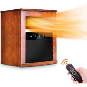 TRUSTECH 1500W Electric Space Heater