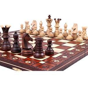 The Jarilo, Unique Wooden Chess Set