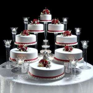 platinumcakeware 8 Tier Wedding Cake Stand
