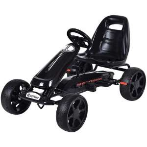 COSTWAY Go Kart - Pedal Powered