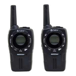 Cobra Electronics CXT235 MicroTalk Walkie Talkie