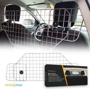 Perropaw Pet Barriers for SUV Adventurers
