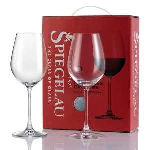 Spiegelau Red Wine Glasses