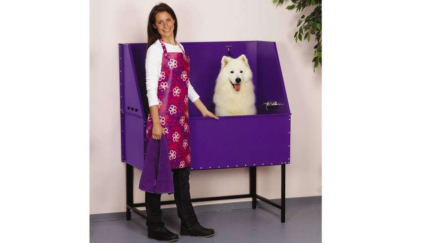 Dog Grooming Bath Tubs