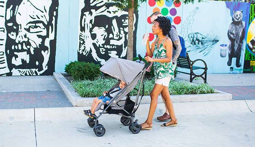 Foldable Strollers
