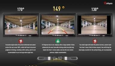 Vehicle Backup Cameras