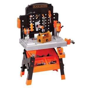 Black + Decker Power Tool Toy Workbench