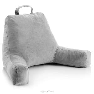 LINENSPA Back Support Pillow