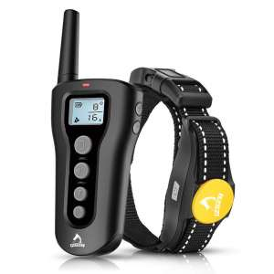 PATPET Dog Shock Collar with Remote Controller