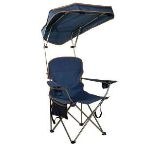 Quik Shade Navy MAX Chairs with Shade