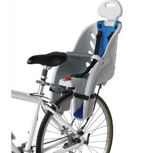 Schwinn Deluxe Bicycle Mounted Child Bike Seats