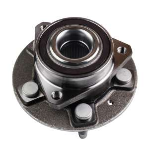 Autoround 513288 Bearing Assembly and Wheel Hub