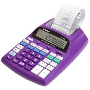 Catiga 12-Digit Printing Calculator
