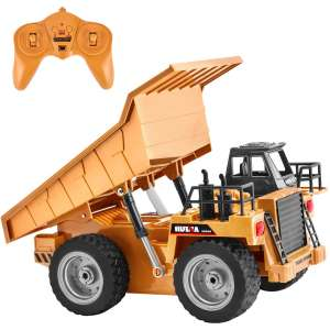 GotechoD RC Construction Dump Truck for 6 to 15 Years Kids