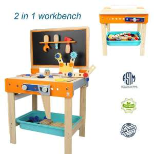 TOP BRIGHT Tool Toy Workbench