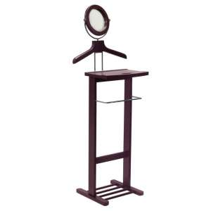 Winsome Trading, Inc. Valet Stand, Brown