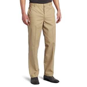 Dickies Men's Flat Front Pant
