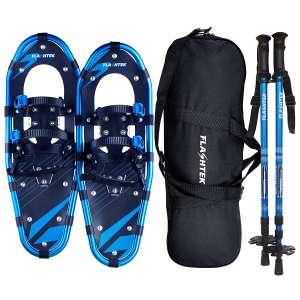 FLASHTEK Kids Snowshoes