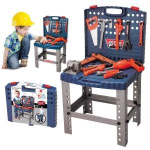 ToyVelt 68 Pieces Toy Workbench
