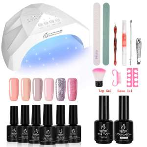 Beetles Gel Polish Starter Kit