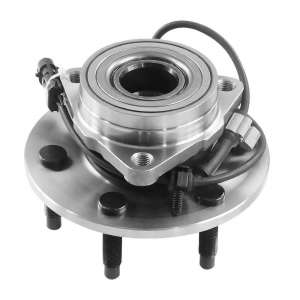 DRIVESTAR 515036 4WD Front Wheel Hub and Bearing Assembly