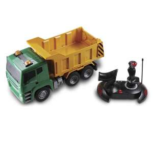 Kid Galaxy Function RC Mega Construction Dump Truck, 27 MHz
