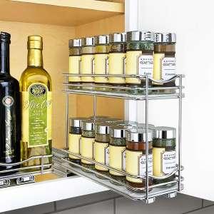 Lynk Cabinet Spice Rack