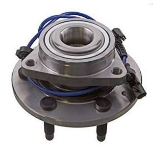 MOOG 515096 Hub Assembly and Wheel Bearing