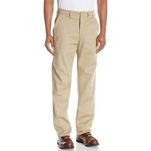 Bulwark Men's Flame Resistant Cotton Work Pant
