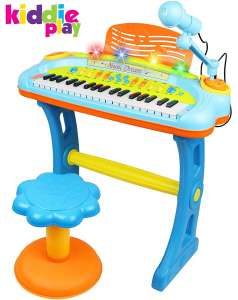 Kiddie Play Electric Piano
