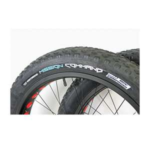 7. Bullseye MonsterWheels Fat Bike Tires