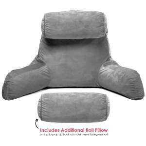 Nestl Bed Rest Pillows with Arms