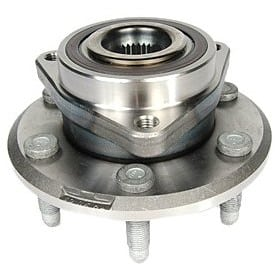ACDelco FW331 GM Front Wheel Hub Original Equipment with Wheel Studs
