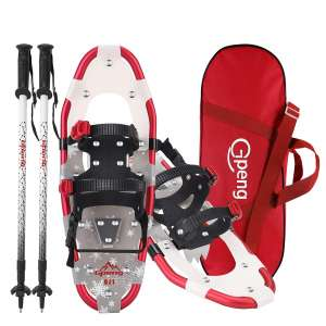 Gpeng 3-in-1 Xtreme Lightweight Terrain Snowshoes