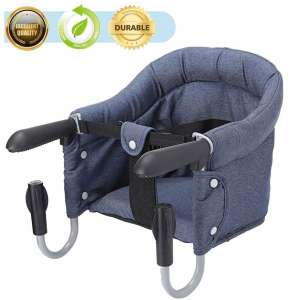 Hoomall Hook On High Chairs, Removable Seat