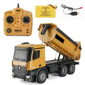 RCTOYS RC Dumping Truck Van Loader with 2.4GHz RC Remote control