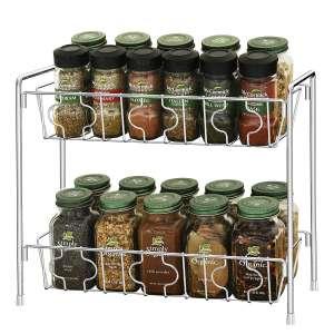 Simple Houseware Cabinet Spice Rack